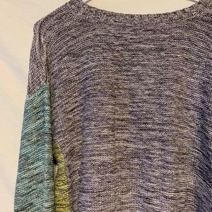 margeret o'leary Sweaters - ❤️Margeret O'Leary Large colorblock Sweater 930a